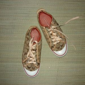 Coach Sneakers sz. 8.5M